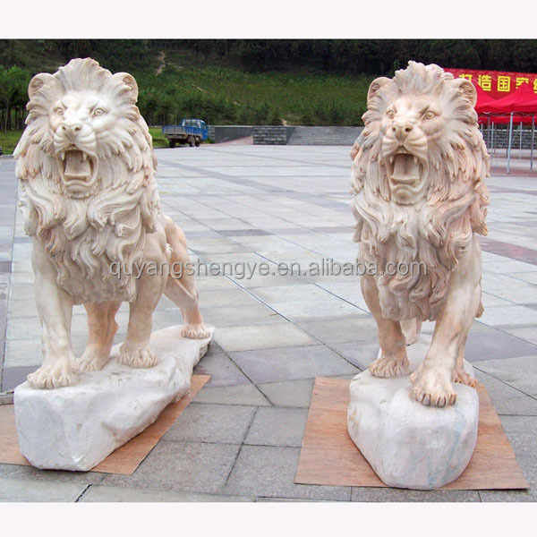 Outdoor Used Marble Running Lion Statue Sculpture,Sunset Red Roaring Lion  Marble Statue Sculpture   Buy Marble Lion Statue Sculpture,Running Lion  Statue ...