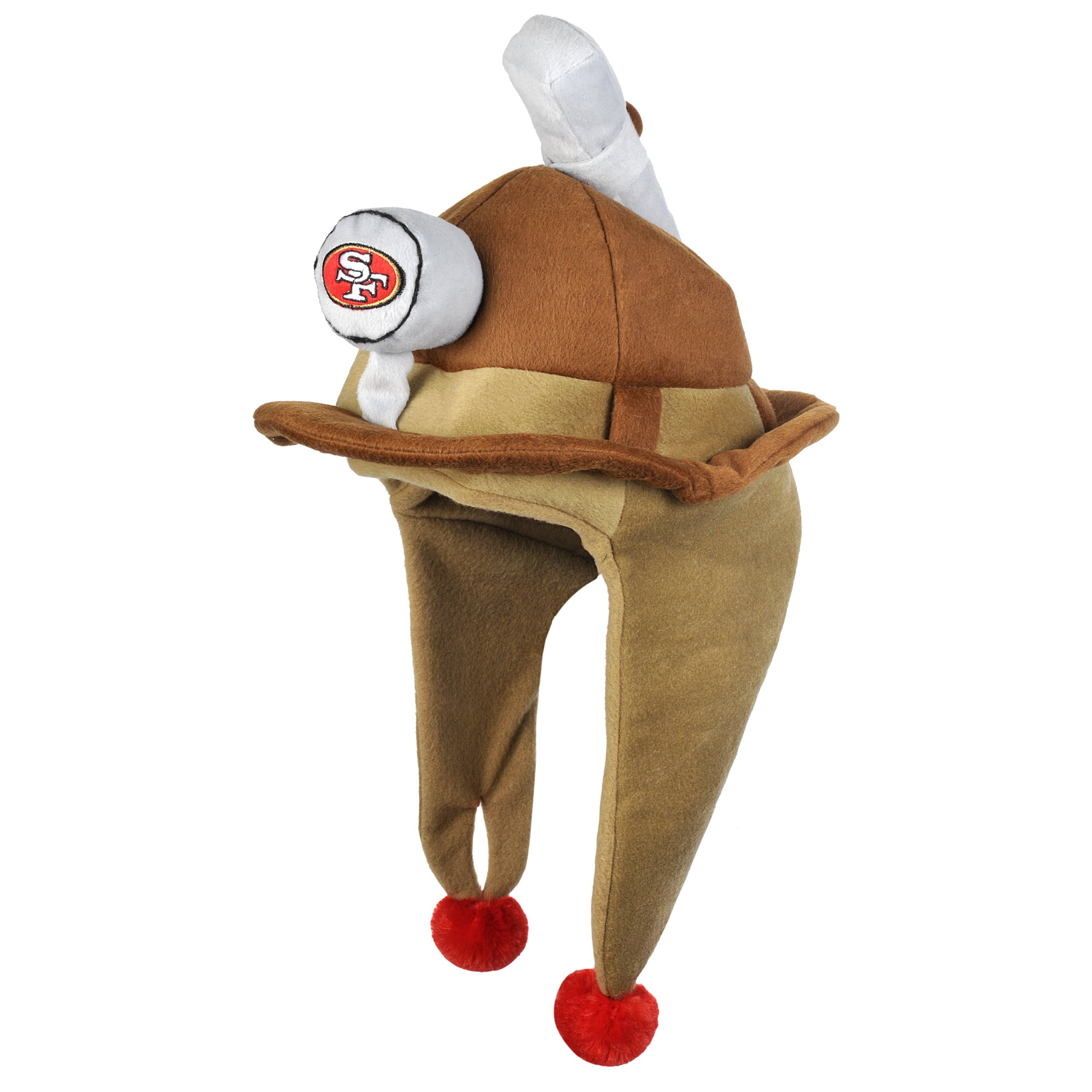 Get Quotations · NFL Mascot Themed Dangle Hats 742bd2703f66
