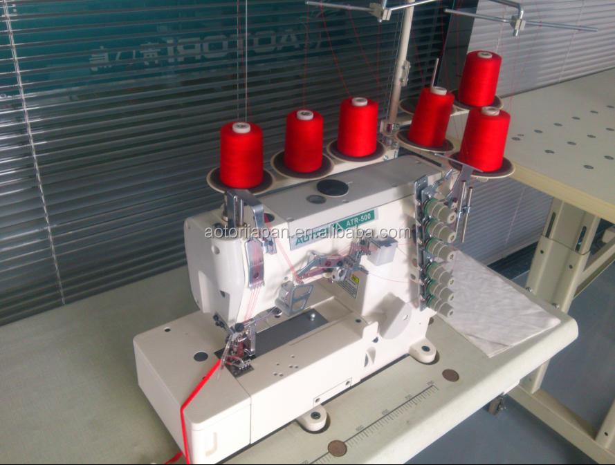 Macchina da cucire a punto wx8804d quattro aghi sei fili for Aghi macchina da cucire