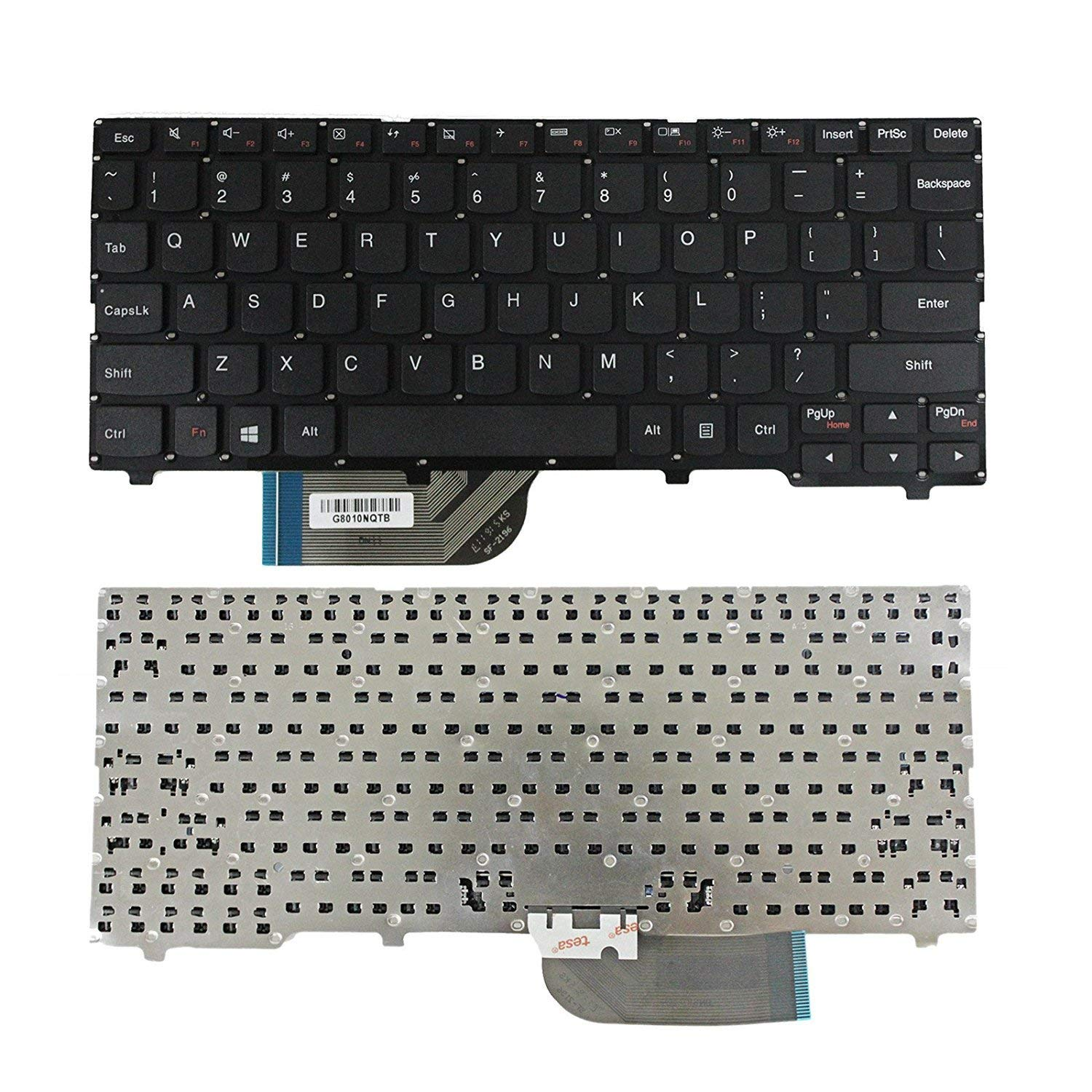 Dell Inspiron 5000 5547 3000 3542 17-5000 Series 15.6 Backlit US Keyboard 0G7P48
