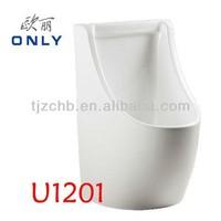 patent trap water saving sanitary ware nano ceramic wall hung no water urinal