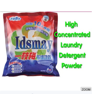 Supply all kinds of detergent powder perfume washing powder