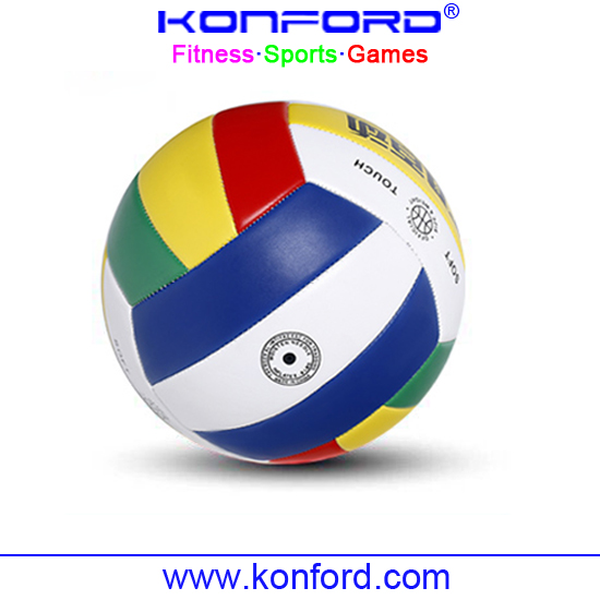 Promotion cheap price high quality Customized logo inflatable volleyball