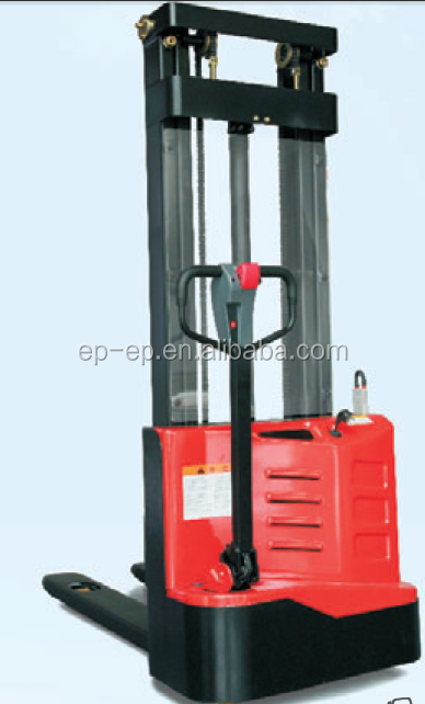 Asia and south east's market sales star JUST fine Electric stacker 1 ton ES10-10ESJ