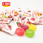 Flavor customized sweet hard fruit candy