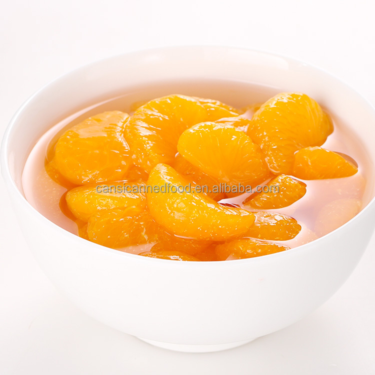 Canned orange fruit exporter price 425g