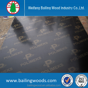 twice hot press building construction plywood film face plywood with logo