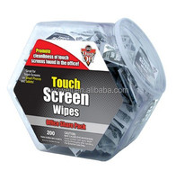 LCD clean wipes office share pack for all kinds of touch screen