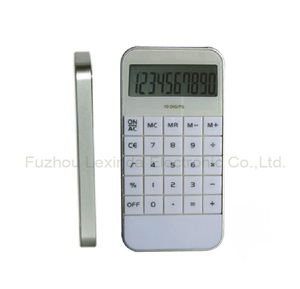 Promotional gift Iphone size 10 digits calculator