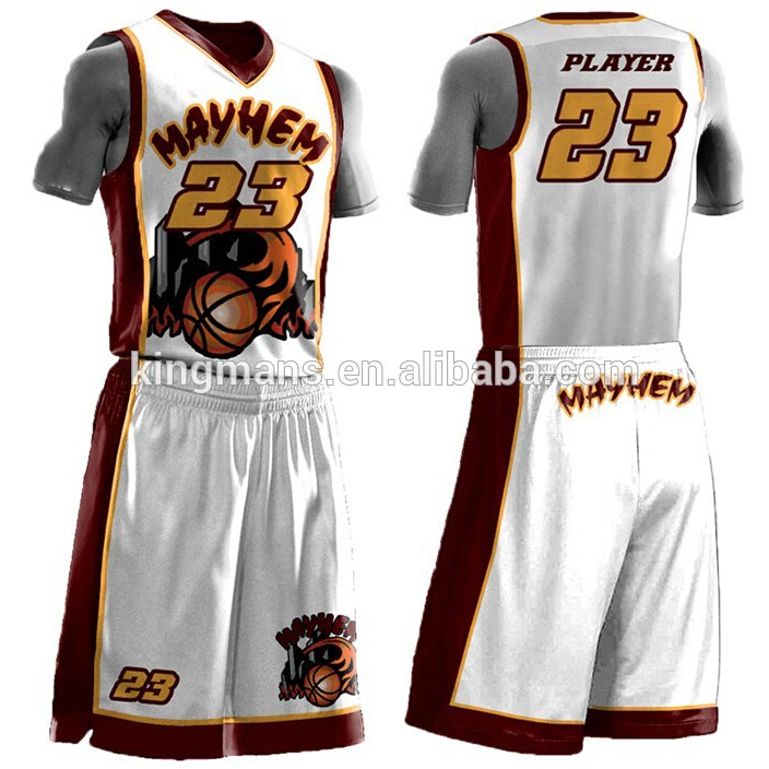 Basketball gay jersey net new player