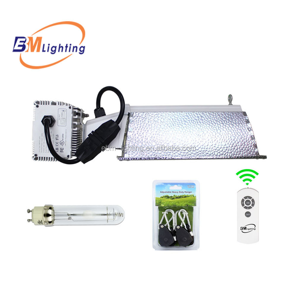 Magnetic CMH 315W Ceramic Metal Halide Digital Ballast grow light fixture and kit 120/240V