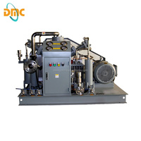 Oil free compressor pump for CO2 Nitrogen Oxygen Helium