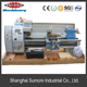Hot sale manual mini horizontal single phase lathe machine for metal turning SP2129-I 1.5KW