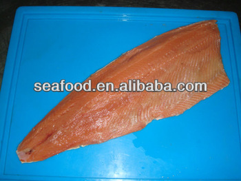 high quality atlantic pink salmon fillet for EU market
