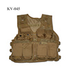Factory direct kids camouflage vestTactical net vest Kids Camo Assault Vest