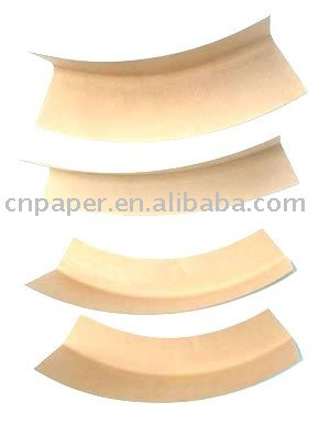 Press board electrical insulation components