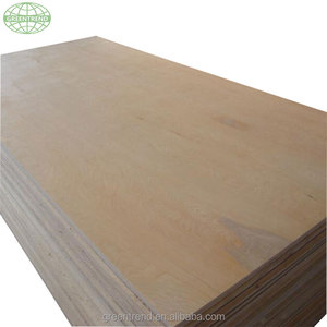phnolic board 12mm white birch plywood Linyi Greentrend