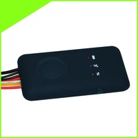 Waterproof Car GPS Tracker with AGPS and Fleet Software