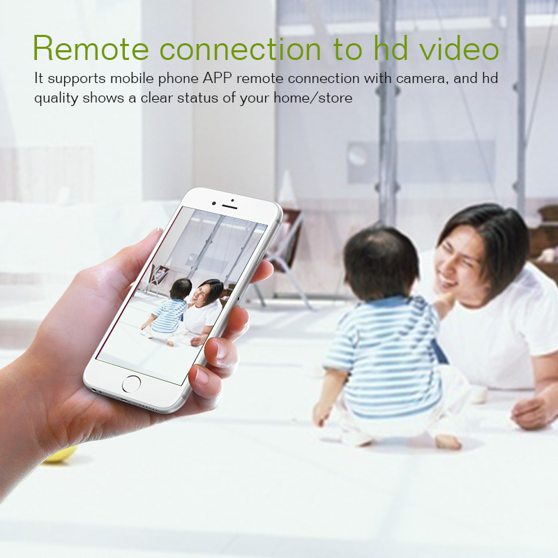 720P smartphone talking pan ptz tilt night baby monitor wireless wifi camera Y103S.