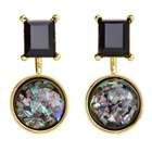 Fashionable cheap crystal chandeliers made in china very popular women earrings cheap price