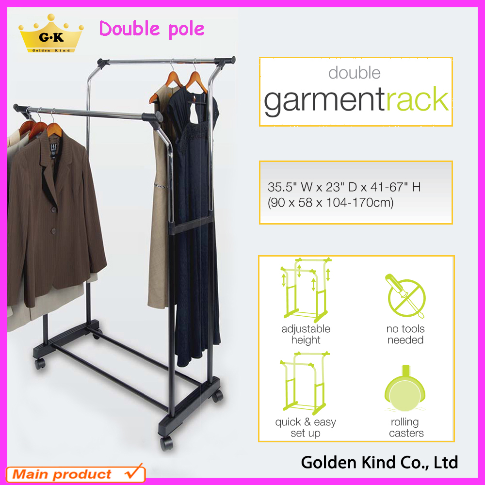 Completely new Rose Gold Garment Rack Wholesale, Garment Rack Suppliers - Alibaba DB05