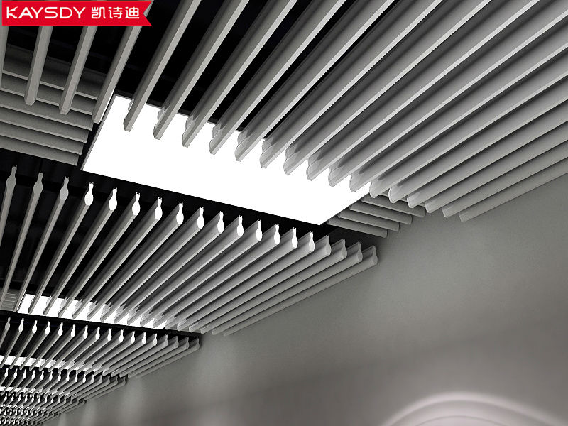 decor wholesale bowling shape aluminum suspended ceiling