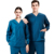 Men women medical long sleeve scrub tops wholesale