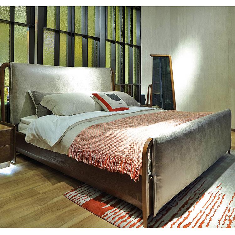 Venta al por mayor camas de madera americano-Compre online los ...