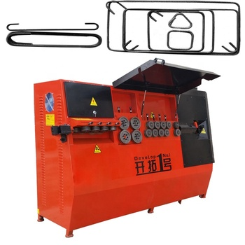 New wire bending machine steel bar cutting and bending machine
