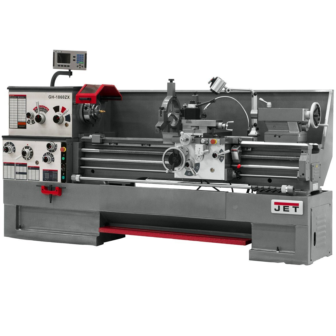 JET GH-1880ZX Lathe with ACU-RITE 300S DRO