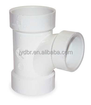 Bathroom Fittings Names 2 Inch Pvc Pipe Sanitary Tee For Water Supply Abs Pvc Fittings