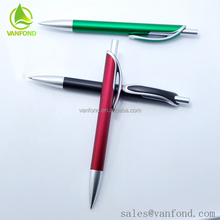 China Logo Imprint Click Pen Promotional mon blanc pen