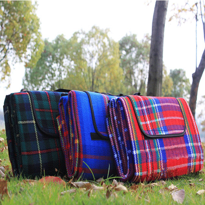 Picnic Rug Sports Direct: Picnic Rug Mats Knitted Cashmere Picnic Rug Waterproof