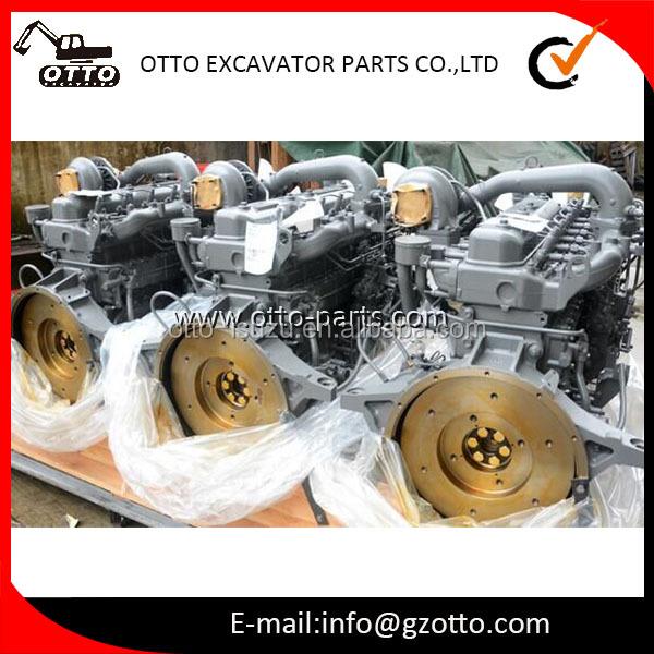 China Isuzu 6bg1 Engine Manufacturers And