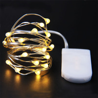 Micro Led Custom Holiday Decorative Fairy Lights