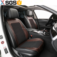 decorate Fashion PU Car Seat Cover / Universal Design Car Seat Cover