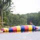 ASTM F963 Environmental Colorful Water Blob Jump For Wholesale