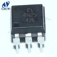Buy 4N25 - 6-Pin DIP Optoisolators Transistor in China on Alibaba.com