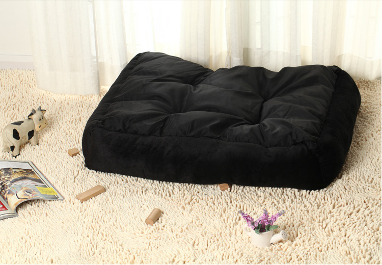 OEM wholesale manufacturer luxury soft washable pet dog bed
