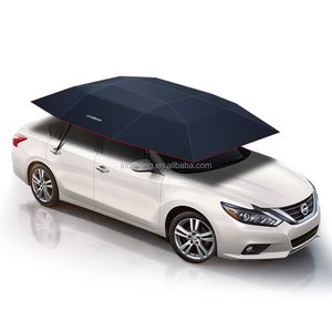 Lanmodo auto outdoor shade advertising car sun shade
