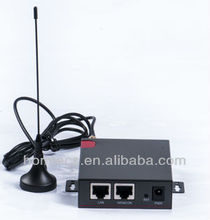 H20series Industrial Wireless 3G HSUPA Modem RS232, SMS, CSD, Dial-up gsm fct router