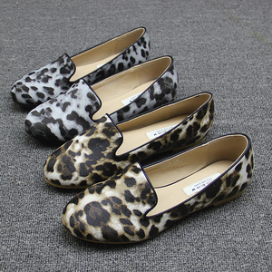 one pair moq stock casual female ladies shoes guangzhou flat shoes