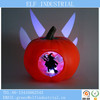 Valentine day gifts home decor led light throwing up pumpkin with arts and crafts of the battery