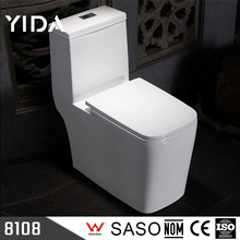 Floor Mounted Many Colour Style One Piece Ceramic Toilet Tank Parts