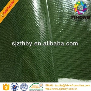 alibaba textiles pvc coated polyester canvas fabric for making tents