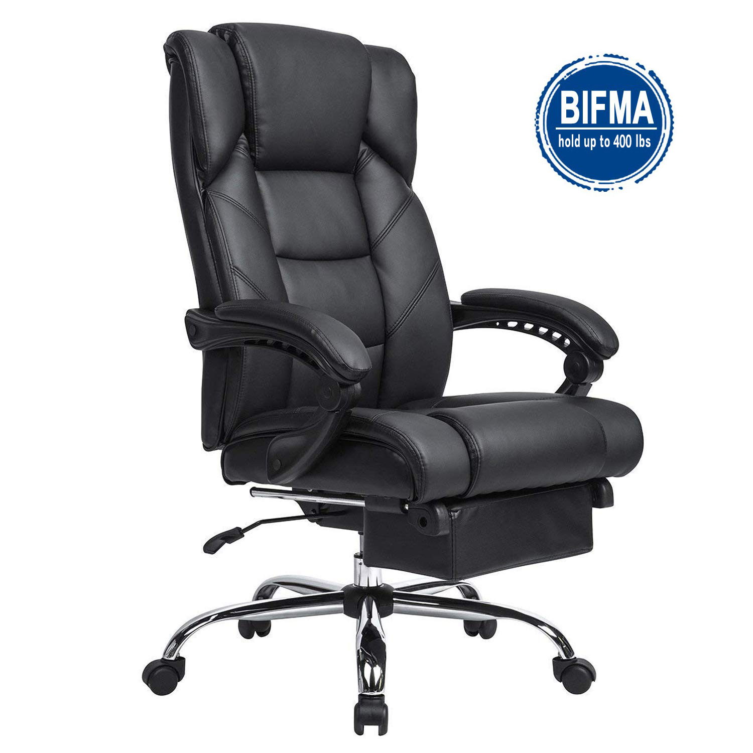Back Reclining Executive Office Chair