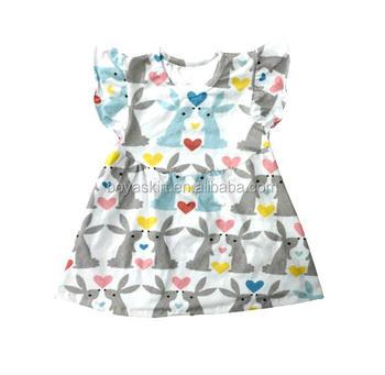 2017 Easter Dresses For Toddler Girls 1 6 Years Old Baby Girl Dress