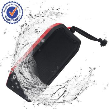 Waterproof IPX7 Portable Wireless Bluetooth Speakers 4.2, 10W Bass Sound Stereo Music Speaker Outdoors