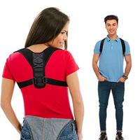 2018 Prevents Slouching Adjustable Back Posture Corrector Clavicle Spine Back Shoulder Lumbar Brace Support Belt