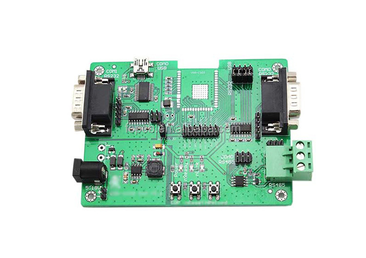 One stop electronic double-side prototype pcb design compliance pcb assembly